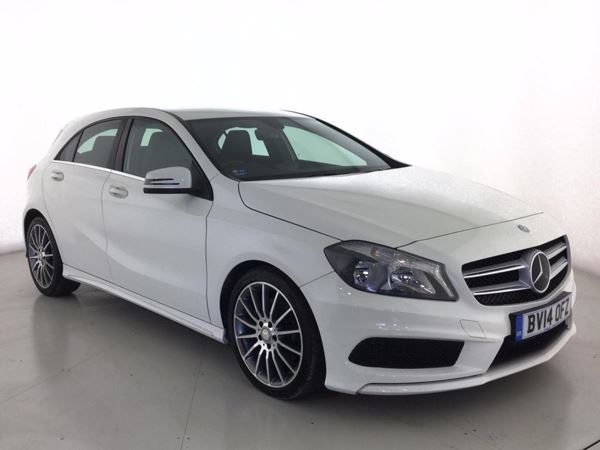 (2014) Mercedes-Benz A Class A220 CDI AMG Sport 5dr Auto Bluetooth Connection - £20 Tax - Rain Sensor - Cruise Control - Air Conditioning
