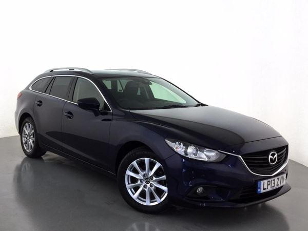 (2013) Mazda 6 2.2d SE-L 5dr Bluetooth Connection - £30 Tax - Aux MP3 Input - USB Connection - Rain Sensors