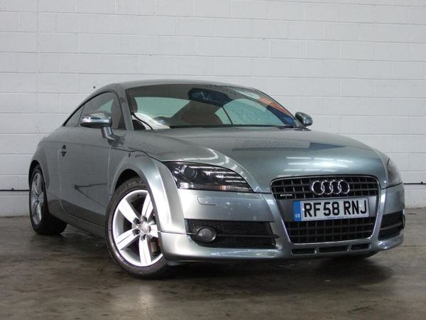 (2009) Audi TT 2.0 TDI Quattro 2dr £1520 Of Extras - Luxurious Leather - 6 Speed - Air Conditioning