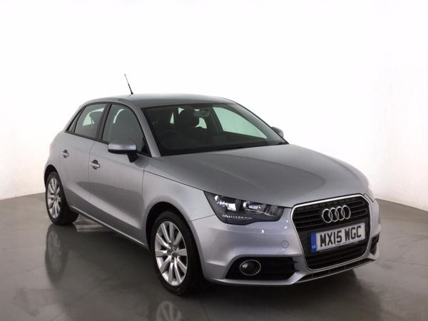 (2015) Audi A1 1.6 TDI Sport 5dr Sportback Bluetooth Connection - Zero Tax - DAB Radio - Air Conditioning - 1 Owner
