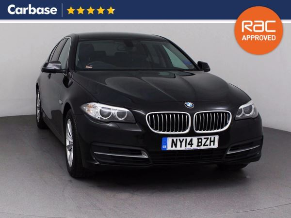 (2014) BMW 5 Series 520d SE 4dr Satellite Navigation - Luxurious Leather - Bluetooth Connection - £30 Tax