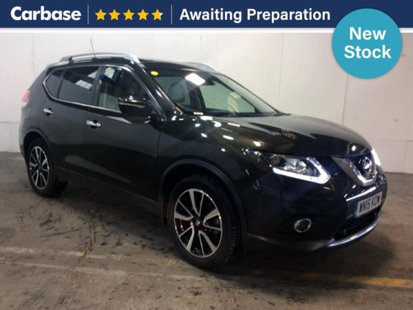 (2015) Nissan X-Trail 1.6 dCi Tekna 5dr [7 Seat] - SUV Panoramic Roof - Satellite Navigation - Luxurious Leather - Aux MP3 Input