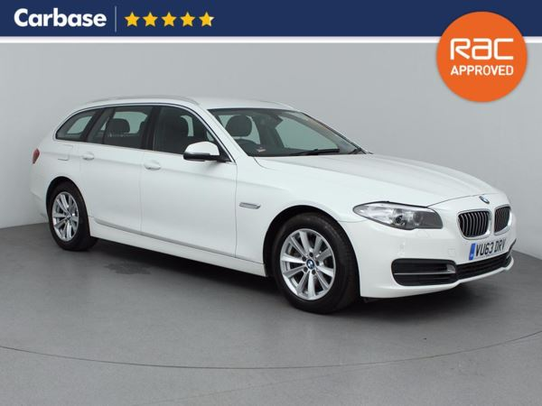 (2013) BMW 5 Series 518d SE 5dr Satellite Navigation - Luxurious Leather - Bluetooth Connection - DAB Radio