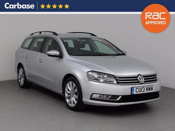 (2013) Volkswagen Passat 2.0 TDI Bluemotion Tech Highline 5dr DSG Auto Estate £770 Of Extras - Satellite Navigation - Bluetooth Connection - Parking Sensors