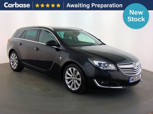 (2015) Vauxhall Insignia 2.0 CDTi [140] ecoFLEX Elite Nav 5dr [Start Stop] - Estate £1145 Of Extras - Satellite Navigation - Luxurious Leather - Bluetooth Connection