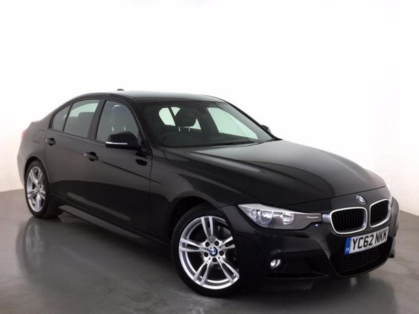 (2012) BMW 3 Series 320d M Sport 4dr £685 Of Extras - Luxurious Leather - Bluetooth Connection - £30 Tax
