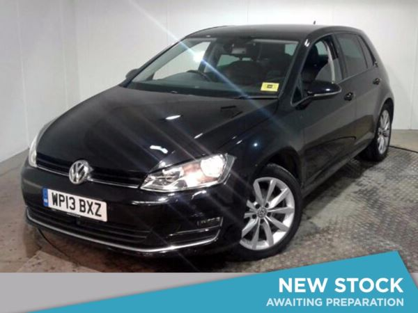 (2013) Volkswagen Golf 2.0 TDI GT 5dr DSG £2780 Of Extras - Satellite Navigation - Luxurious Leather - Bluetooth