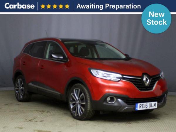 (2016) Renault Kadjar 1.5 dCi Signature Nav 5dr - SUV 5 Seats £625 Of Extras - Panoramic Roof - Satellite Navigation - Bluetooth Connection - Parking Sensors