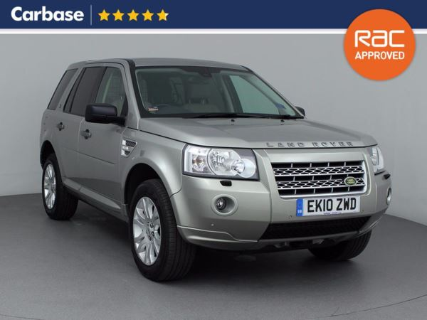 (2010) Land Rover Freelander 2.2 Td4 HSE 5dr Auto £2009 Of Extras - Panoramic Roof - Satellite Navigation - Luxurious Leather