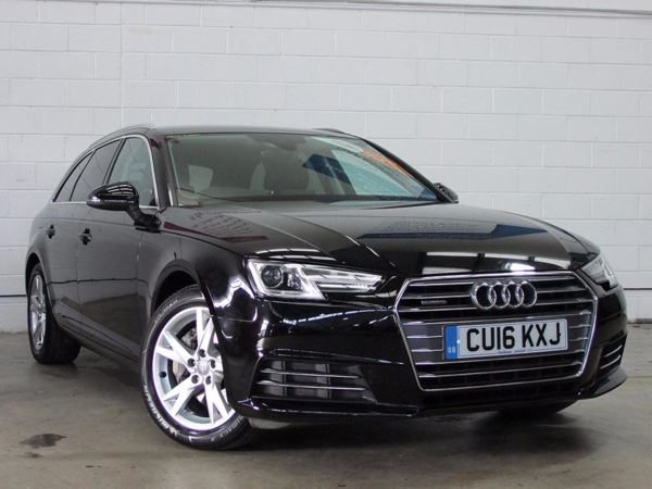 (2016) Audi A4 2.0 TDI 190 Quattro Sport 5dr S Tronic Satellite Navigation - Bluetooth Connection - £30 Tax - Parking Sensors