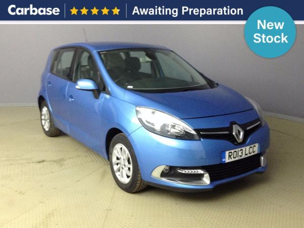 (2013) Renault Scenic 1.5 dCi Dynamique TomTom Energy 5dr [Start Stop] - MPV 5 Seats Satellite Navigation - Bluetooth Connection - £20 Tax - Parking Sensors