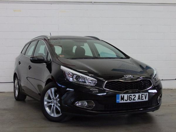 (2012) Kia Ceed 1.6 CRDi 2 5dr Bluetooth Connection - £30 Tax - Parking Sensors - USB Connection - Cruise