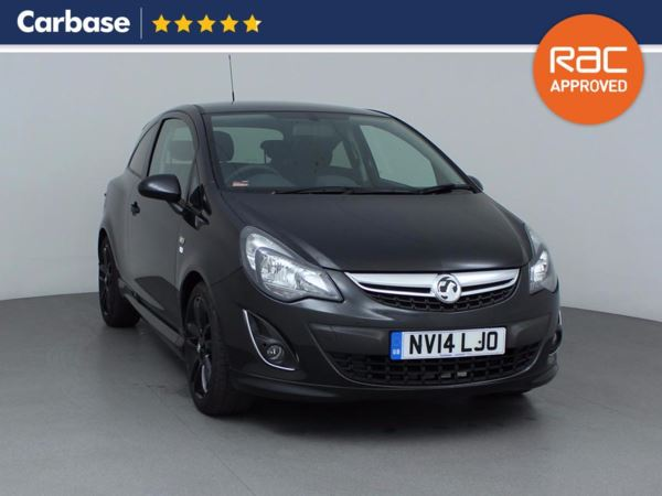 (2014) Vauxhall Corsa 1.2 Limited Edition 3dr Bluetooth Connection - Aux MP3 Input - Cruise Control - Air Conditioning