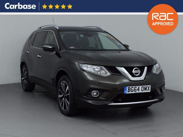 (2014) Nissan X-Trail 1.6 dCi N-Tec 5dr - SUV 7 Seats Panoramic Roof - Parking Sensors - USB Connection - Cruise Control - Climate Control