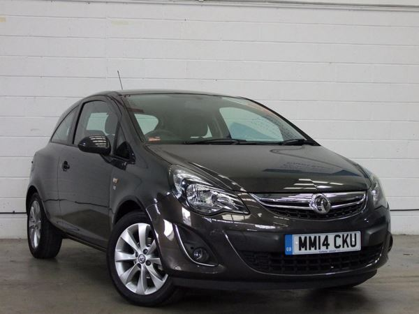 (2014) Vauxhall Corsa 1.2 Excite 3dr [AC] Bluetooth Connection - Aux MP3 Input - USB Connection - Air Conditioning
