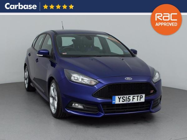 (2015) Ford Focus 2.0 TDCi 185 ST-2 5dr £875 Of Extras - Satellite Navigation - Bluetooth Connection - £20 Tax