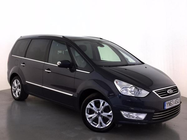 (2013) Ford Galaxy 2.0 TDCi 163 Titanium X 5dr (MPV 7 SEATS) £625 Of Extras - Panoramic Roof - Luxurious Leather - Bluetooth Connection