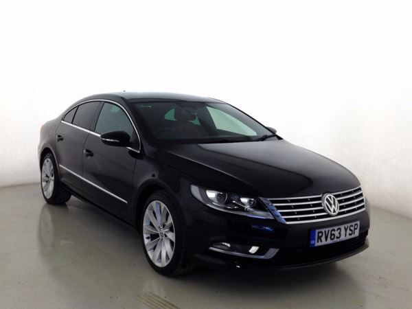 (2013) Volkswagen CC 2.0 TDI 177 BlueMotion Tech GT 4dr £760 Of Extras - Satellite Navigation - Luxurious Leather - Bluetooth Connectivity