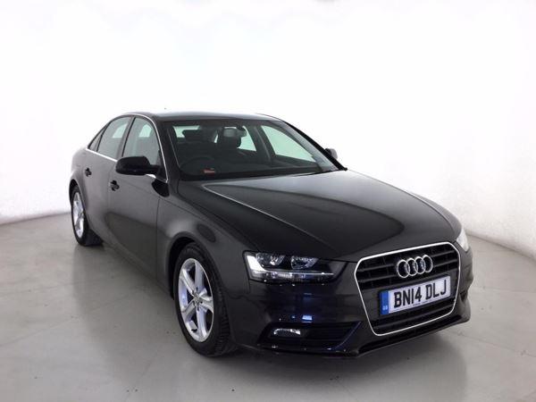 (2014) Audi A4 2.0 TDIe SE Technik 4dr Satellite Navigation - Luxurious Leather - Bluetooth Connection - £30 Tax