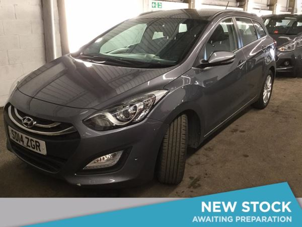 (2014) Hyundai i30 1.6 CRDi [128] Blue Drive Style Nav 5dr Estate Satellite Navigation - Bluetooth Connection - £30 Tax - Parking Sensors