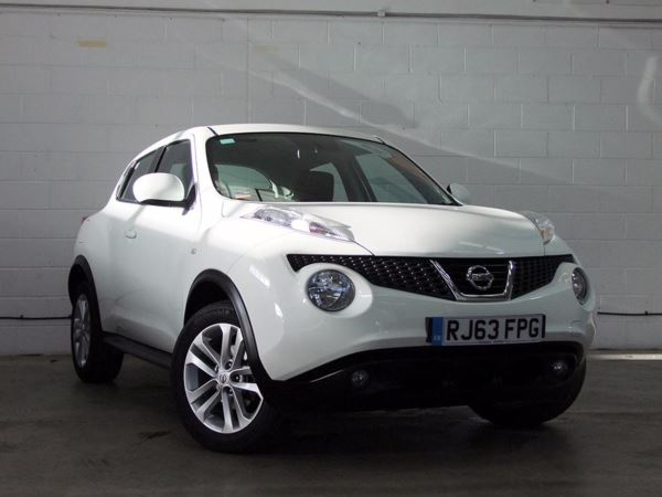 (2013) Nissan Juke 1.6 Acenta 5dr Bluetooth Connection - USB Connection - Cruise Control - Climate Control
