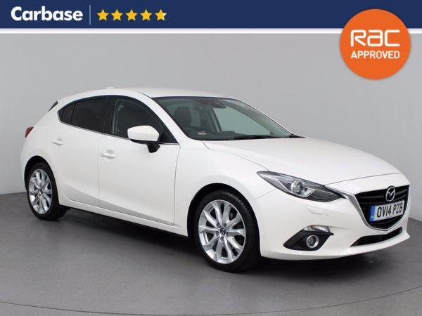 (2014) Mazda 3 2.2d [185] Sport 5dr £20 Tax - 1 Owner