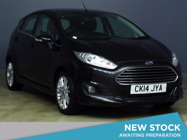 (2014) Ford Fiesta 1.0 EcoBoost Zetec 5dr £1495 Of Extras - Bluetooth Connection - Zero Tax - Aux MP3 Input