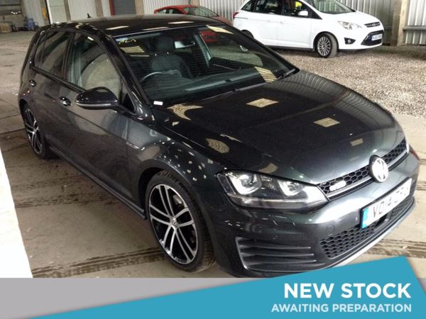 (2014) Volkswagen Golf 2.0 TDI GTD 5dr £1285 Of Extras - Satellite Navigation - Bluetooth Connection - £20 Tax