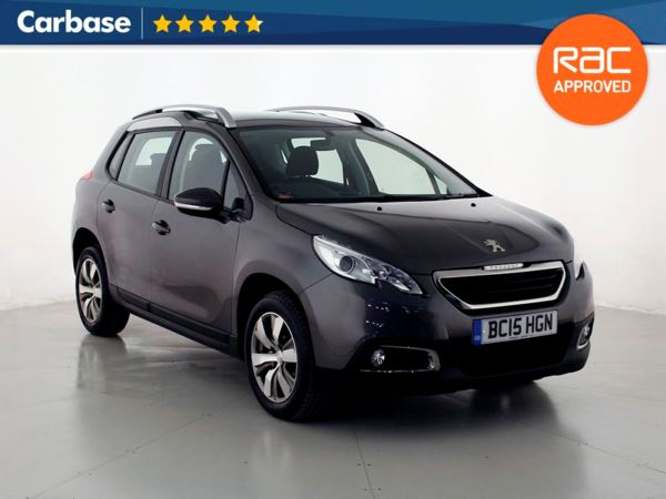 (2015) Peugeot 2008 1.6 BlueHDi 75 Active 5dr - SUV 5 Seats Bluetooth Connection - DAB Radio - Aux MP3 Input - USB Connection - Cruise Control - 1 Owner