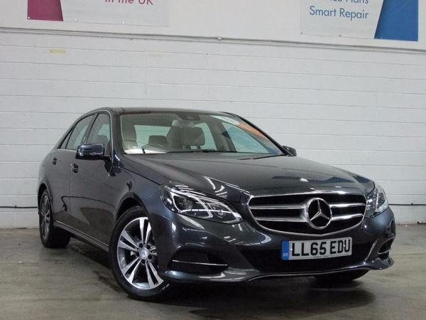 (2015) Mercedes-Benz E Class E220 BlueTEC SE Premium 4dr 7G-Tronic £645 Of Extras - Satellite Navigation - Luxurious Leather - Bluetooth