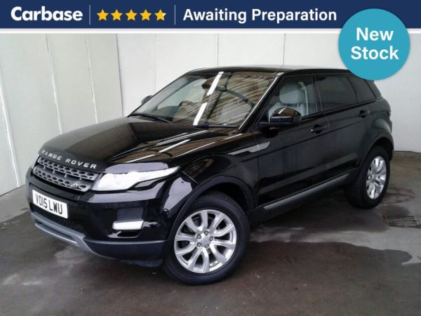 (2015) Land Rover Range Rover Evoque 2.2 eD4 Pure 5dr [Tech Pack] 2WD - SUV 5 Seats £1600 Of Extras - Panoramic Roof - Satellite Navigation - Luxurious Leather
