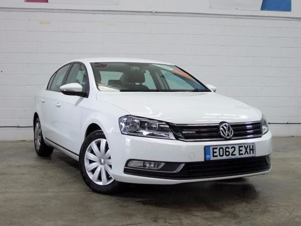 (2012) Volkswagen Passat 1.6 TDI BlueMotion 4dr £20 Tax - DAB Radio - 6 Speed