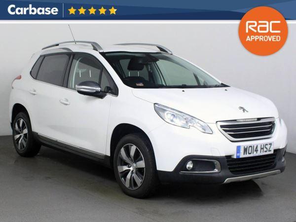 (2014) Peugeot 2008 1.6 e-HDi Allure 5dr - SUV 5 Seats Bluetooth Connection - Parking Sensors - DAB Radio - Aux MP3 Input - USB Connection - Rain Sensor