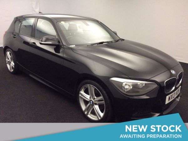 (2013) BMW 1 Series 120d M Sport 5dr Step Auto £30 Tax - Climate Control - Air Conditioning - 1 Owner