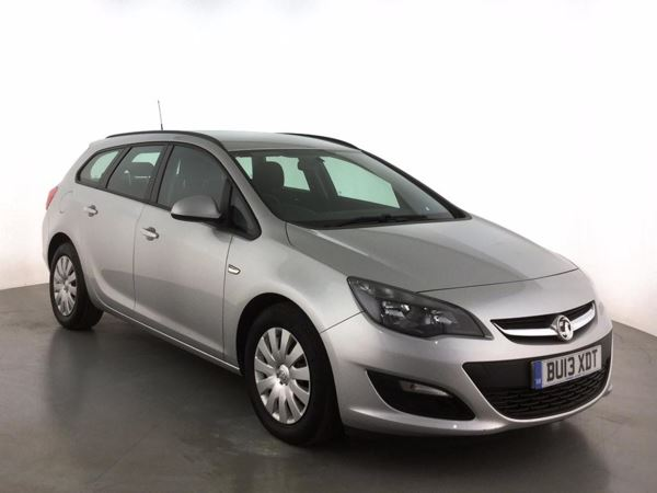 (2013) Vauxhall Astra 1.7 CDTi 16V ecoFLEX Exclusiv [130] 5dr [S/S] £20 Tax - Aux MP3 Input - Cruise Control - 6 Speed - Air Conditioning