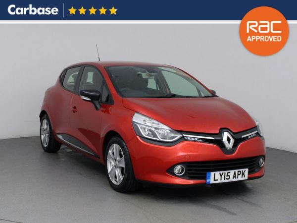 (2015) Renault Clio 1.2 16V Dynamique MediaNav 5dr £595 Of Extras - Satellite Navigation - Bluetooth Connection - Aux MP3 Input - USB Connection