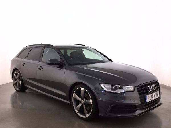 (2014) Audi A6 2.0 TDI Ultra Black Edition 5dr S Tronic £1390 Of Extras - Satellite Navigation - Bluetooth Connection - £30 Tax