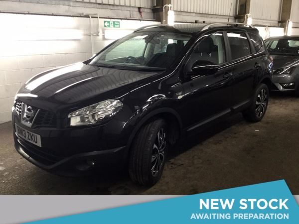 (2013) Nissan Qashqai+2 1.6 [117] N-Tec+ 5dr [Start Stop] - SUV 7 Seats Panoramic Roof - Satellite Navigation - Bluetooth Connection - Aux MP3 Input