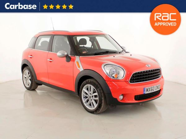 (2010) MINI Countryman 1.6 One 5dr Bluetooth Connection - Parking Sensors - DAB Radio - Aux MP3 Input