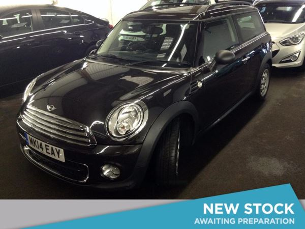 (2014) MINI Clubman 1.6 One D 5dr £3645 Of Extras - Satellite Navigation - Bluetooth Connection - £20 Tax