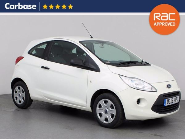 (2015) Ford KA 1.2 Studio 3dr [Start Stop] Bluetooth Connection - £30 Tax - Aux MP3 Input - USB Connection