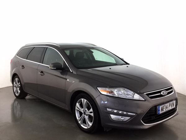 (2014) Ford Mondeo 1.6 TDCi Eco Titanium X Business Edition 5dr [SS] Estate Satellite Navigation - Bluetooth Connection - £20 Tax - Parking Sensors