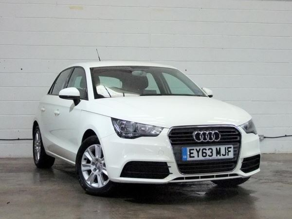 (2013) Audi A1 1.6 TDI SE 5dr Sportback Zero Tax - Aux MP3 Music Port - Air Conditioning - 1 Owner