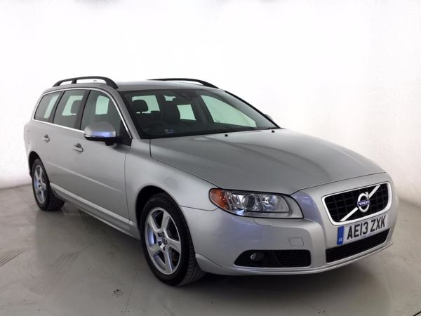 (2013) Volvo V70 D4 [163] SE 5dr Geartronic £5115 Of Extras - Luxurious Leather - Bluetooth Connection - Parking Sensors