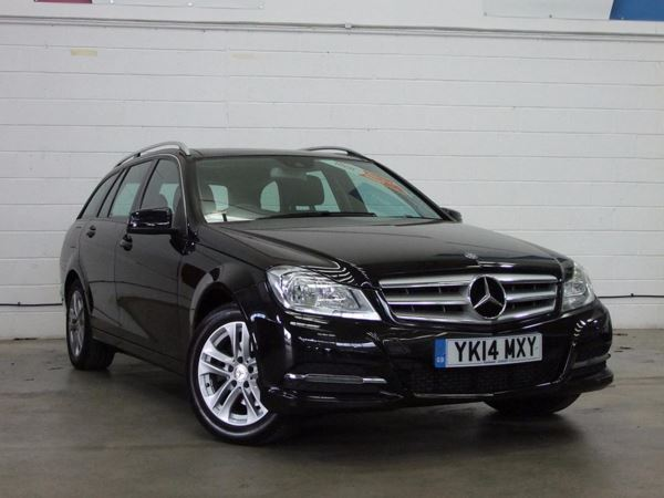 (2014) Mercedes-Benz C Class C220 CDI Executive SE 5dr [Premium Plus] £2855 Of Extras - Panoramic Roof - Luxurious Leather - Bluetooth Connection