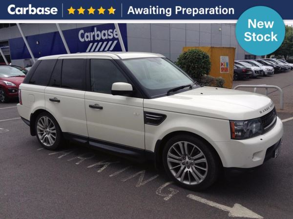 (2010) Land Rover Range Rover Sport 3.0 TDV6 HSE 5dr CommandShift £870 Of Extras - Satellite Navigation - Luxurious Leather - Bluetooth Connectivity