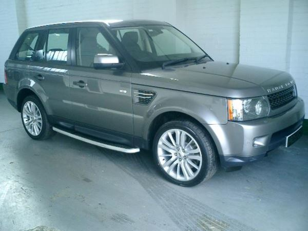 2009 (59) Land Rover Range Rover Sport 3.0 TDV6 HSE 5dr CommandShift Automatic For Sale In Solihull, West Midlands
