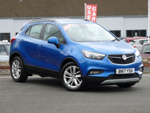 2017 (17) Vauxhall MOKKA X 1.6i Active 5dr For Sale In CROOK, County Durham