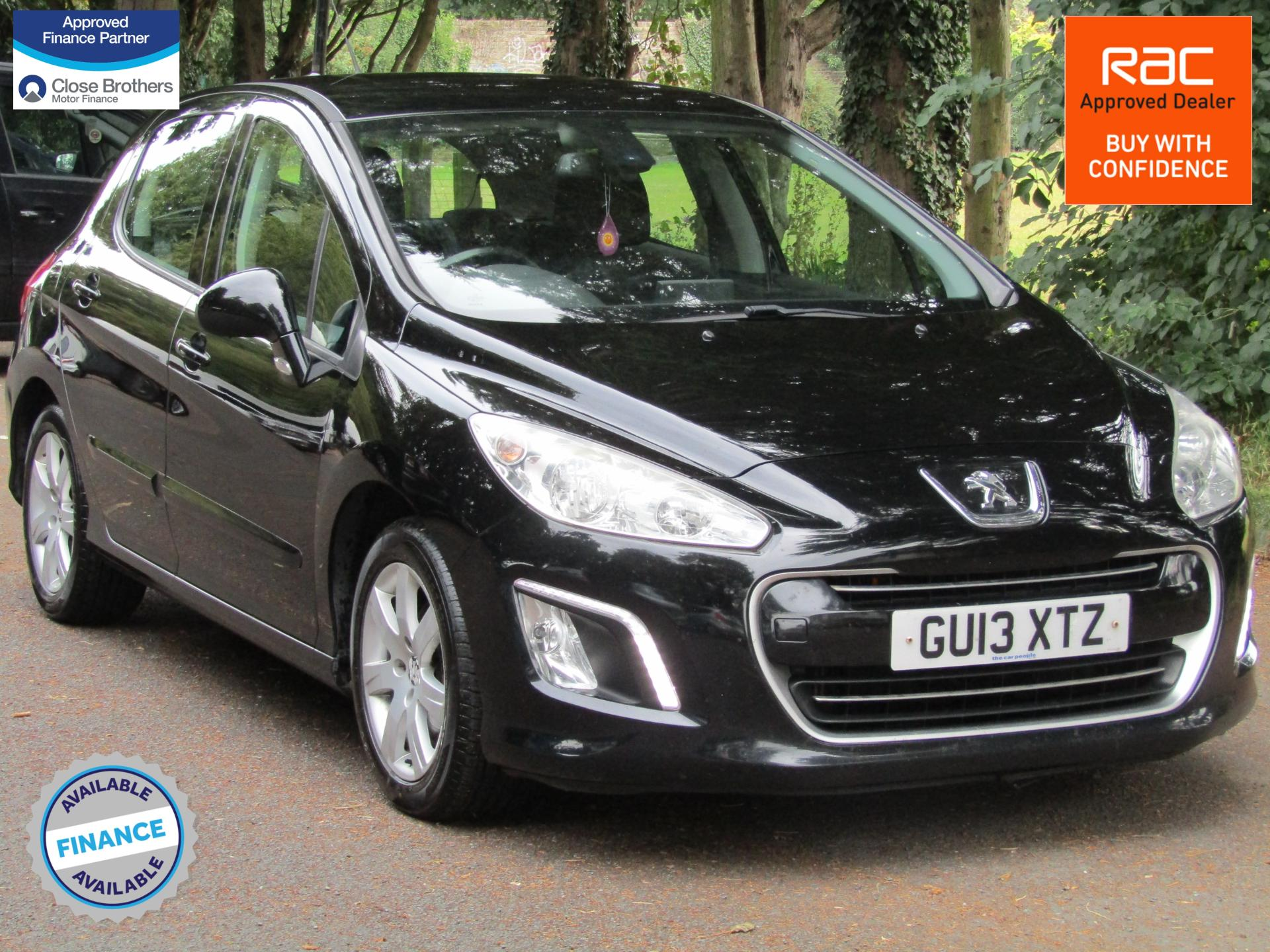 2013 (13) Peugeot 308 1.6 HDi 92 Active 5dr [Sat Nav] For Sale In Broadstairs, Kent