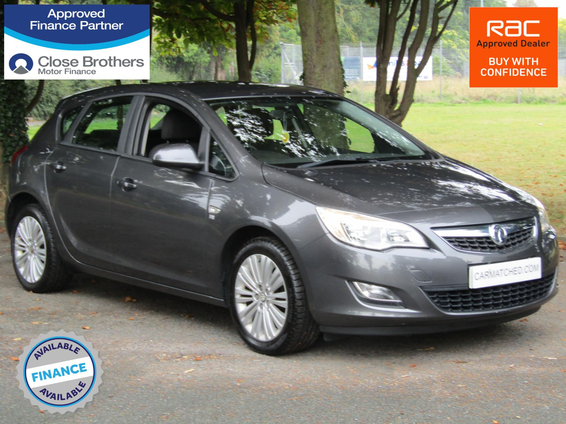 2011 (61) Vauxhall Astra 1.6i 16V Excite 5dr For Sale In Broadstairs, Kent